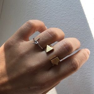 Statement Ring Bundle (Madewell & No Brand)